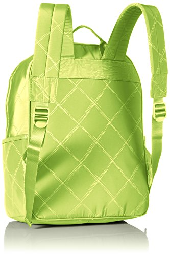 Backpack Vera Bradley Preppy Large Citrine Polyester Poly IqSFgqT