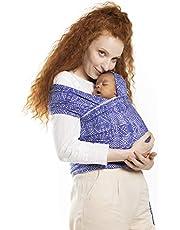 Boba Baby Wrap Carrier - De originele baby en pasgeboren Sling, perfect voor baby's en baby's tot 15 kg