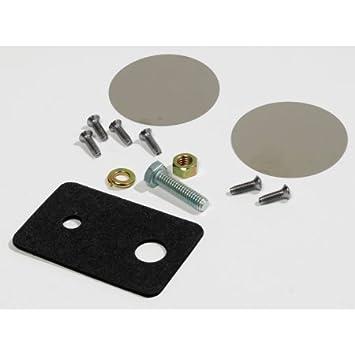 amazon com hadley horns h00910ss air horn diaphragm kit wlm automotive Air Horn Diaphragm Design