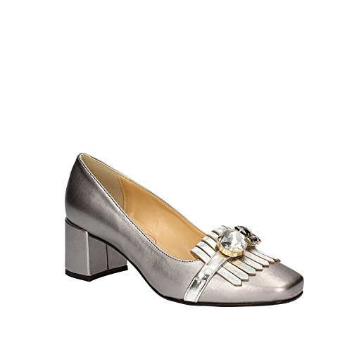 Grace Shoes 9481 Zapatos Mujeres Platino