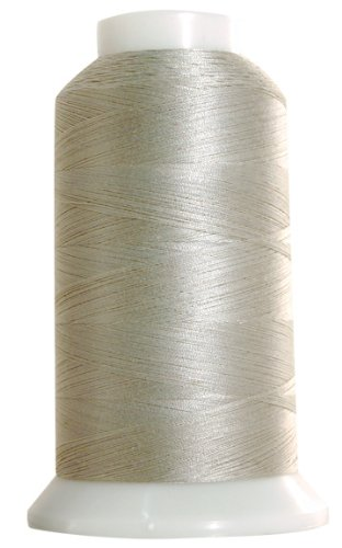 - Superior Threads - Masterpiece #156 Granite #50/3-Ply 2,500 Yds. Egyptian-grown Cotton Thread