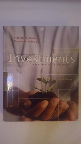 Download Fundamentals of Investments (McGraw-Hill/Irwin Series in Finance, Insurance, and Real Est) Pdf