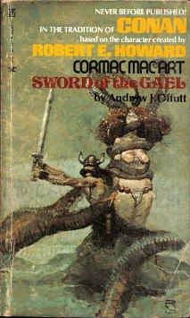 Sword of the Gael (Cormac Mac Art)