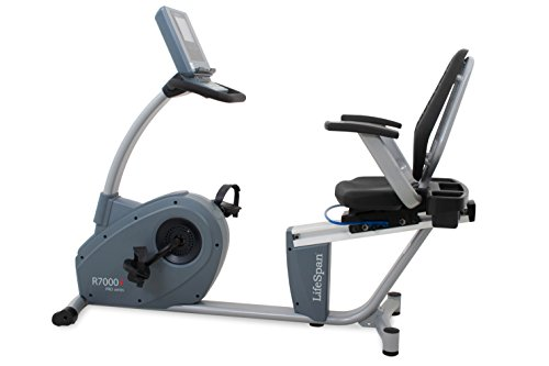 LifeSpan Fitness R7000i Commercial Recumbent Bike