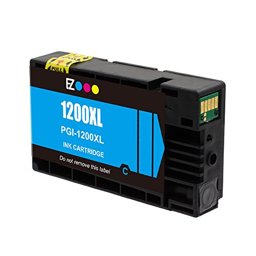 E-Z Ink (TM) Compatible Ink Cartridge Replacement For PGI-1200 XL PGI-1200XL PGI1200XL High Yield (2 Black, 1 Cyan, 1 Magenta, 1 Yellow) 5 Pack Works With MAXIFY MB2020 MB2320 Photo #3