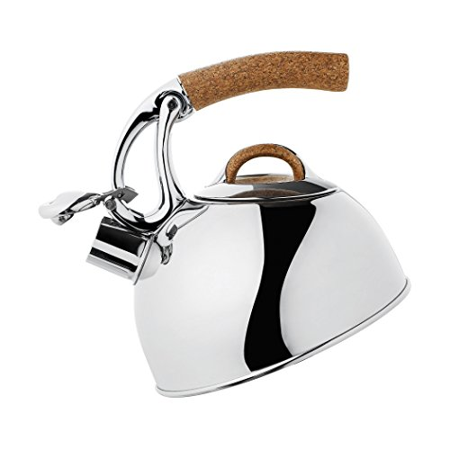 OXO BREW Anniversary Edition Uplift Tea Kettle, Polished Stainless Steel