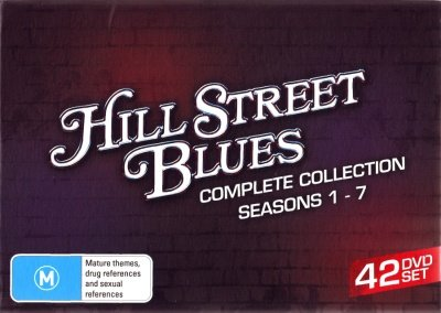 Hill Street Blues - Complete Collection (Seasons 1-7) - 42-DVD Box Set ( Hill Street Blues - Seasons One thru Seven ) [ NON-USA FORMAT, PAL, Reg.0 Import - Australia ] (Hill Street Blues Season 3 Dvd compare prices)