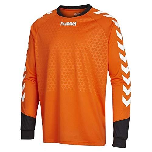 Hummel Sport Hummel Essentials Goalkeeper Jersey, Orange/Black, Large