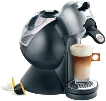 Krups Dolce Gusto KP2000 Máquina de café en cápsulas Negro, Plata ...
