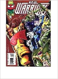 Ebooks pdf descarga gratuitaNew Warriors the #73 Marvel en español PDF MOBI