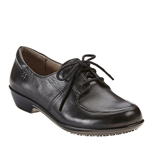 Naturalizer Women's Bell Oxford,Black Leather,US 7 W by Naturalizer