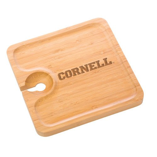 Cornell Bamboo Party Plate