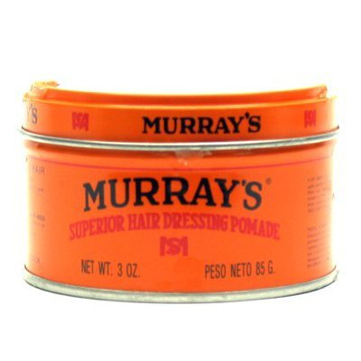 Murrays Superior Hair Pomade 3 oz. (Pack of 2) by Murrays