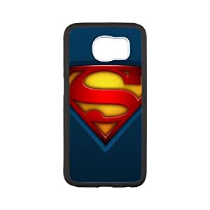 Samsung Galaxy S6 Cell Phone Case Black Superman 1 JNR2093178
