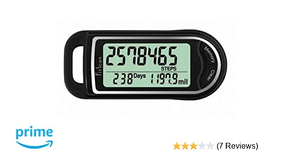 best supplier half off running shoes Tanita PD733F FitScan 3 Axis Pedometer - 14 Day Memory