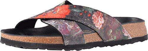 Birkenstock Women's, Daytona Slide Sandals Floral 3.7 M