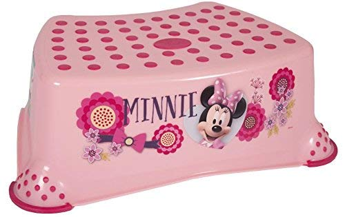 Disney Minnie Mouse Large Step Stool -