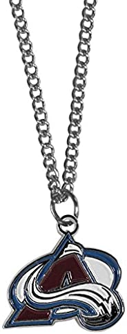 Siskiyou Sports HN5SC Colorado Avalanche Chain Necklace with Small Charm