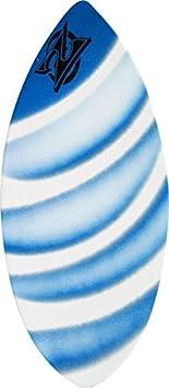 Zap Wedge Large Skimboard – 49×19.75 Assorted Blue