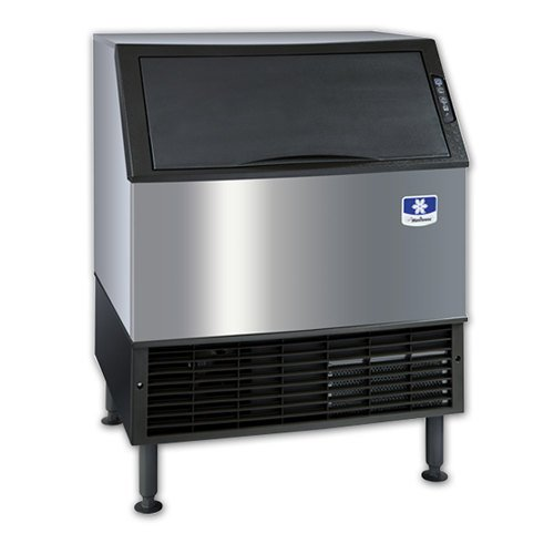 Manitowoc UR-0310A NEO Series 30'' Air Cooled Undercounter Regular Size Cube Ice Machine - 292 lb.