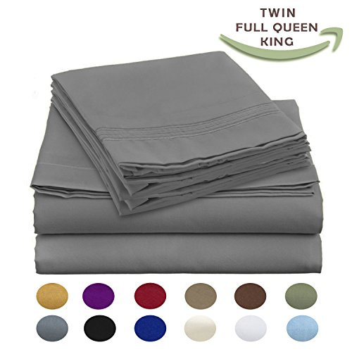 Luxury Egyptian Comfort Wrinkle Pillowcases