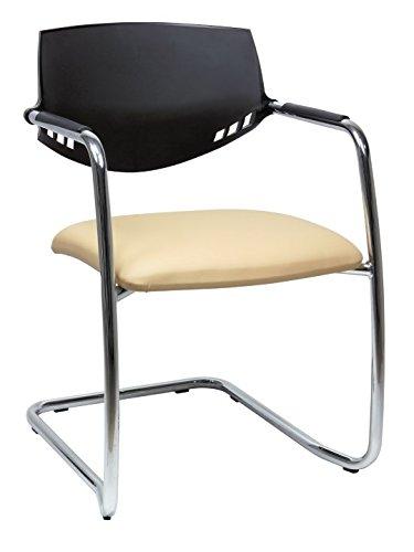 Sedia poltrona moderna di design cromata con colori a scelta sedie - Poltrona moderna design ...