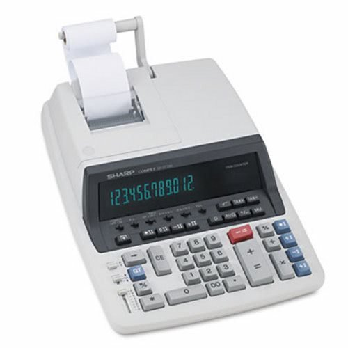SHRQS2770H - Sharp QS-2770H Two-Color Ribbon Printing Calculator