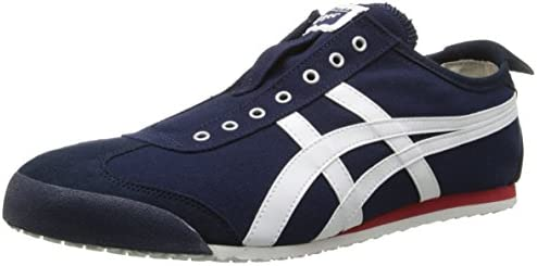 onitsuka tiger mexico 66 white navy blue 50