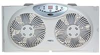 Bionaire BW2300 Twin Window Fan with Remote Control