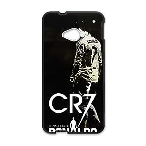 CR7 Ronldo Black htc m7 case