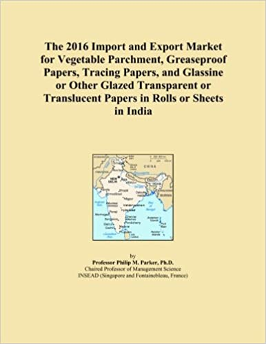 The 2016 Import and Export Market for Vegetable Parchment