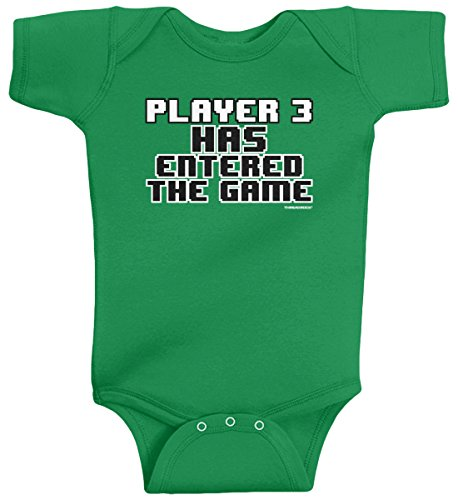 Threadrock Baby Boys' Player 3 Has