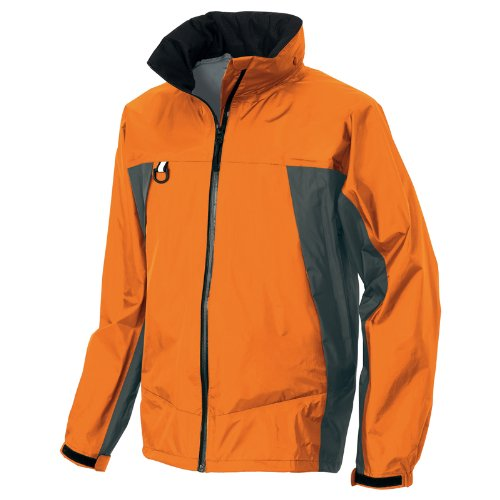 AITOZ(アイトス) ディアプレックス全天候型ジャケット最先端の透湿防水ウェア B00BQQUFIO S|オレンジ オレンジ S