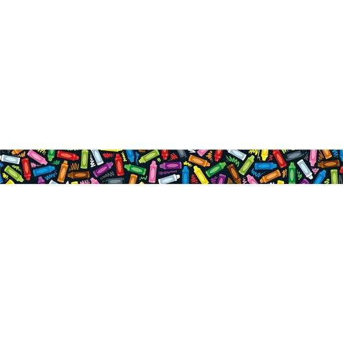 Carson Dellosa Crayons Borders (108117) ()
