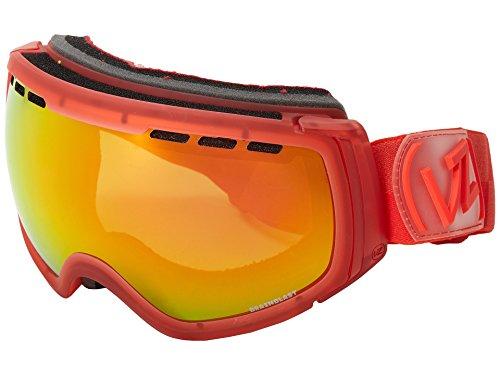 - VonZipper Feenom NLS Goggles, Brainblast Red