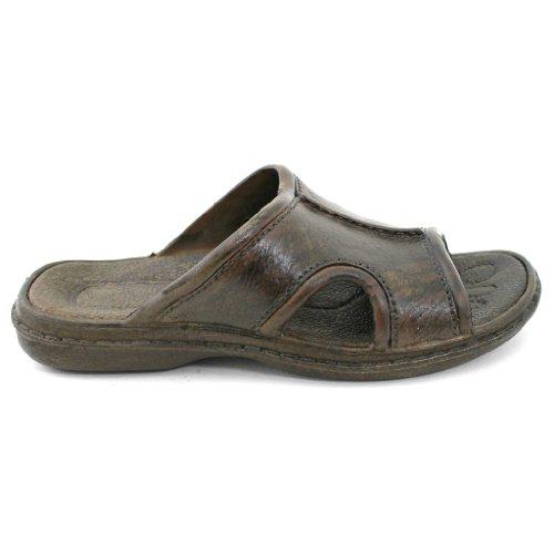 Pali Hawaii Sandales En Caoutchouc Pour Hommes