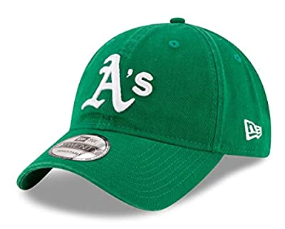 New Era Oakland Athletics MLB 9Twenty Core Classic Alternate Adjustable Hat