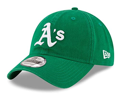 New Era Oakland Athletics MLB 9Twenty Core Classic Alternate Adjustable Hat
