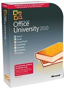 Microsoft Office University 2010 [Old Version]