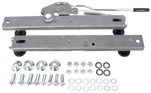 Allstar ALL98100 Seat Mounting Track Assembly Kit with Adjustment - Kit Slider Seat