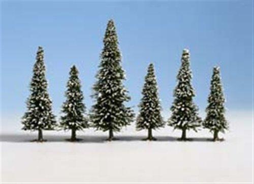 NOCH 26328 - Pinos con nieve para maquetas (80 a 150 mm) no 26328