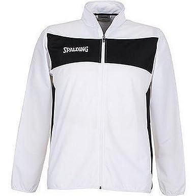 Spalding Evolution II Classic Jacket Chaqueta De Chandal, Hombre ...