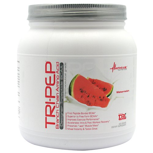 Metabolic Nutrition Tri-Pep 40 Portions BCAA (pastèque)