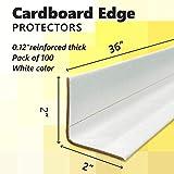"IDL Packaging Cardboard Edge Protector 2"" X"