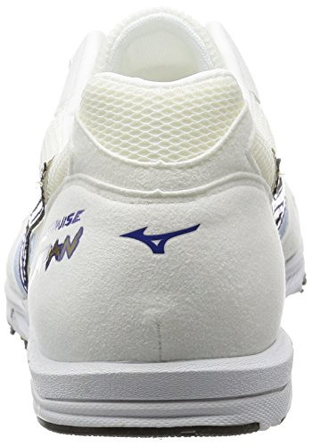 Mizuno , Chaussures de running pour homme White / Blue / Gold