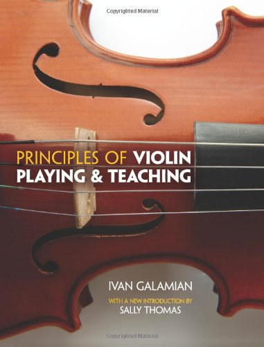Principles Violin Playing Teaching Dover product image