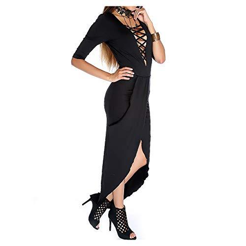 Jupe Size Unie Black Coudre Irrgulire Col Black Femmes Color Free Sexy Couleur Sac Mode V De Jupe Robe Sexy De Size Otprdirect xSw0nqRZx
