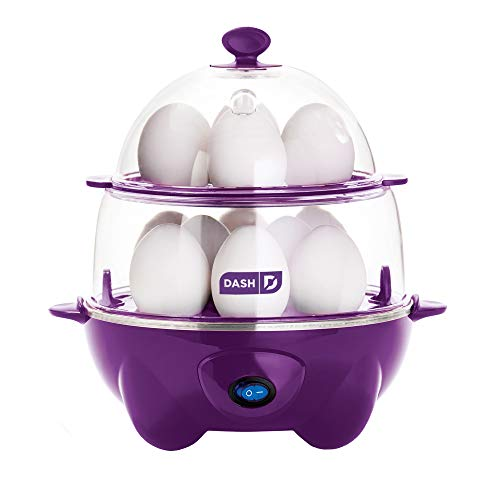 DASH  DEC012PU Deluxe Rapid Egg ...