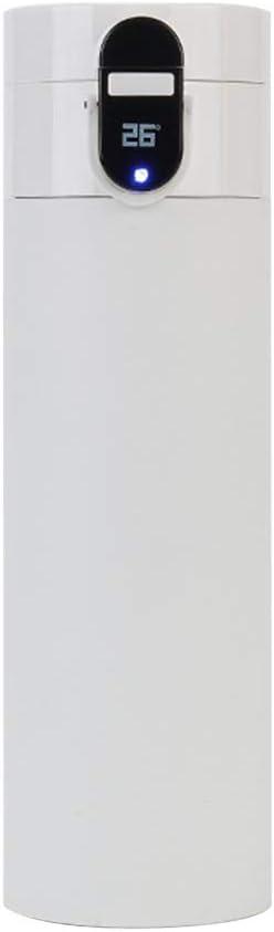 borraccia sportiva intelligente rimovibile e lavabile illumina per ricordarti di bere Kcnsieou display della temperatura