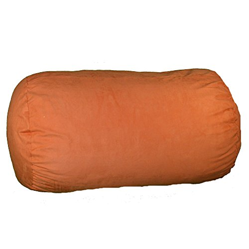 Cozy Sack 640-CBB-PUMPKIN Maui Beanbag Chair, 6' , Pumpkin